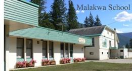 Malakwa School school 2002