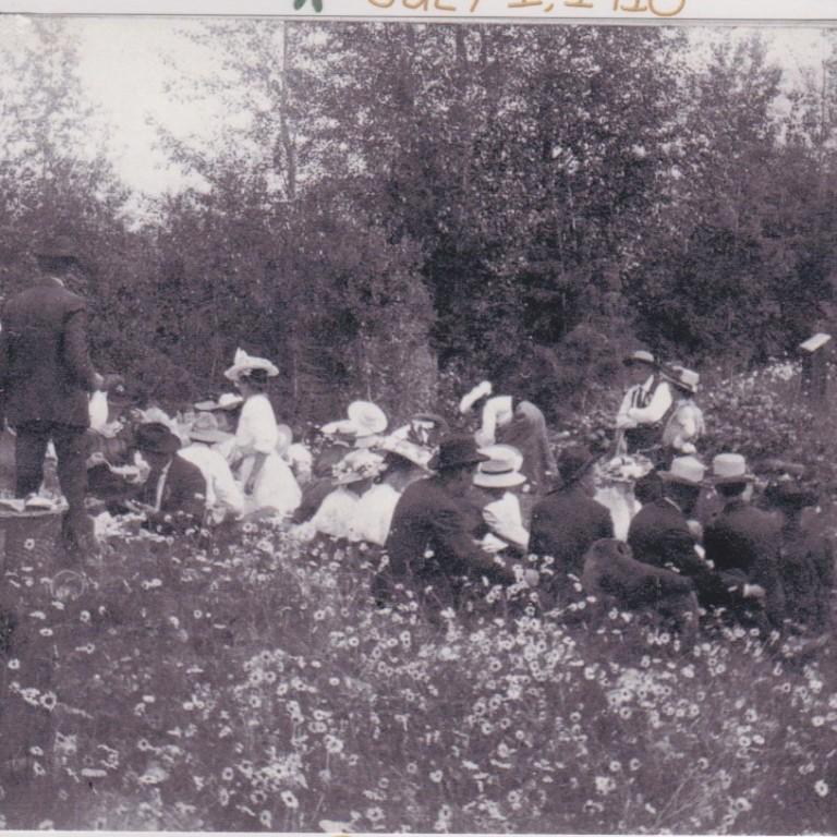malakwa school picnic 1910