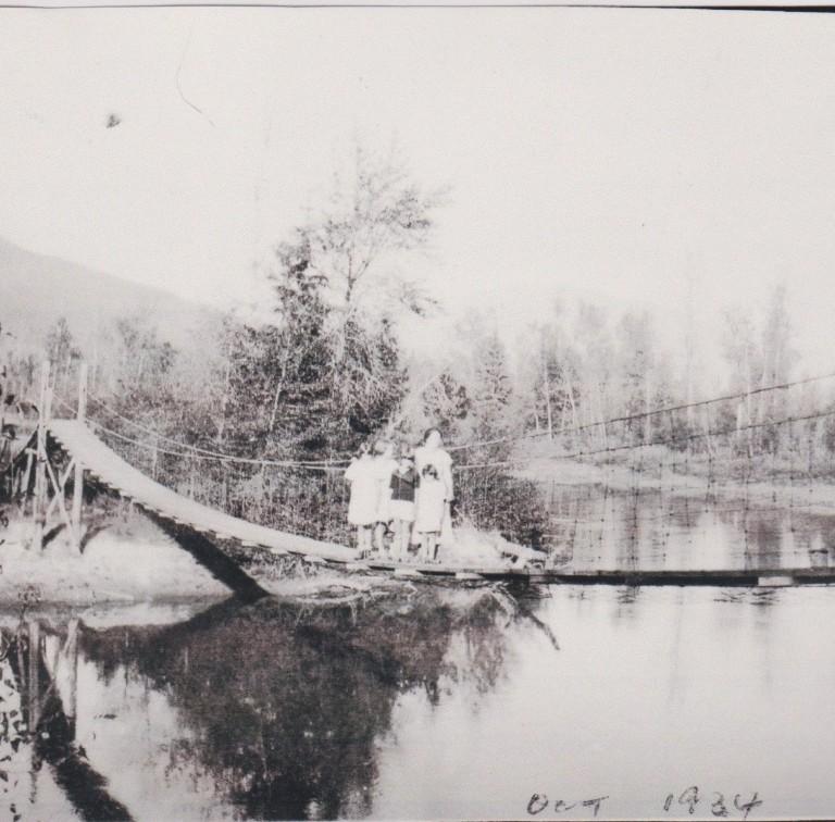 old bridge 1934 sm