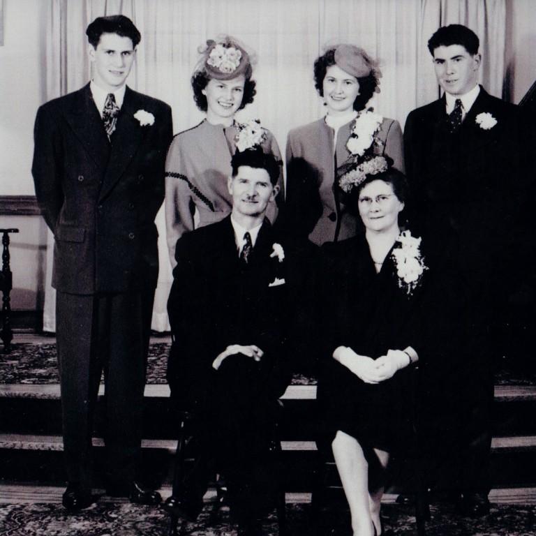 blomquist family