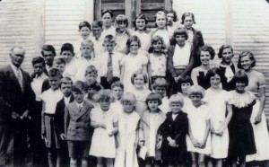Sunday School 1935