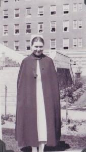 Irene Finucane R.N. 1937
