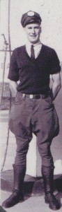 Jim Finucane RCAF 1937