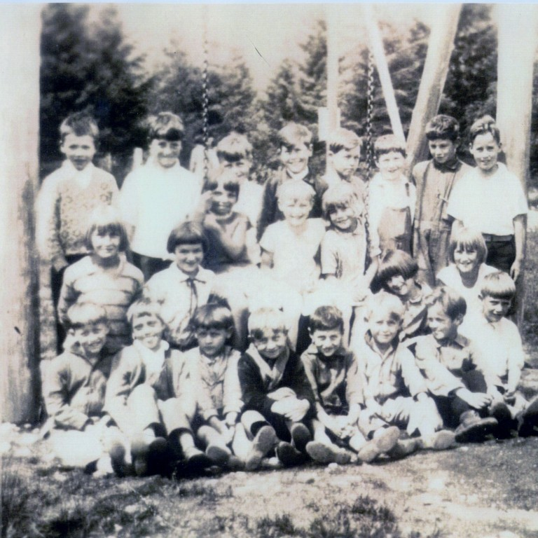 malakwa school class of 1931