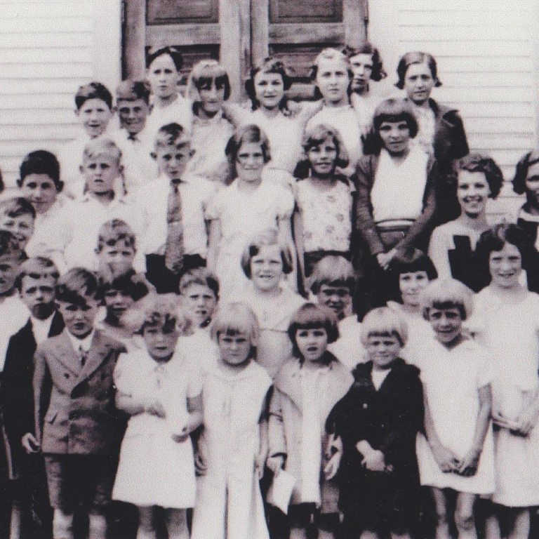 malakwa sunday school 1930