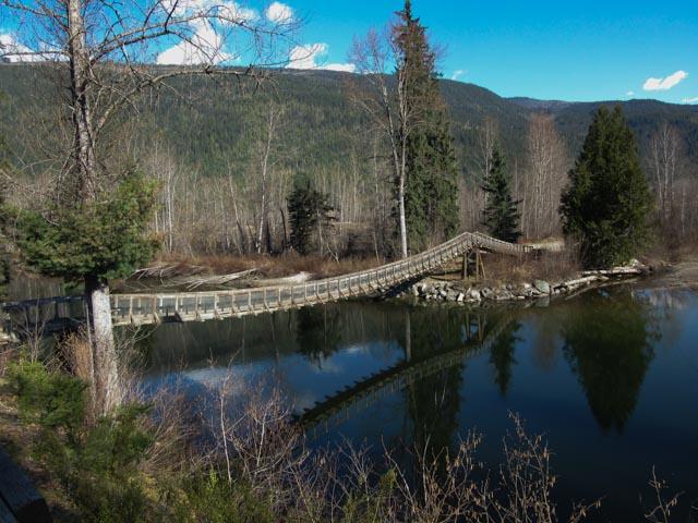 malakwa suspension bridge