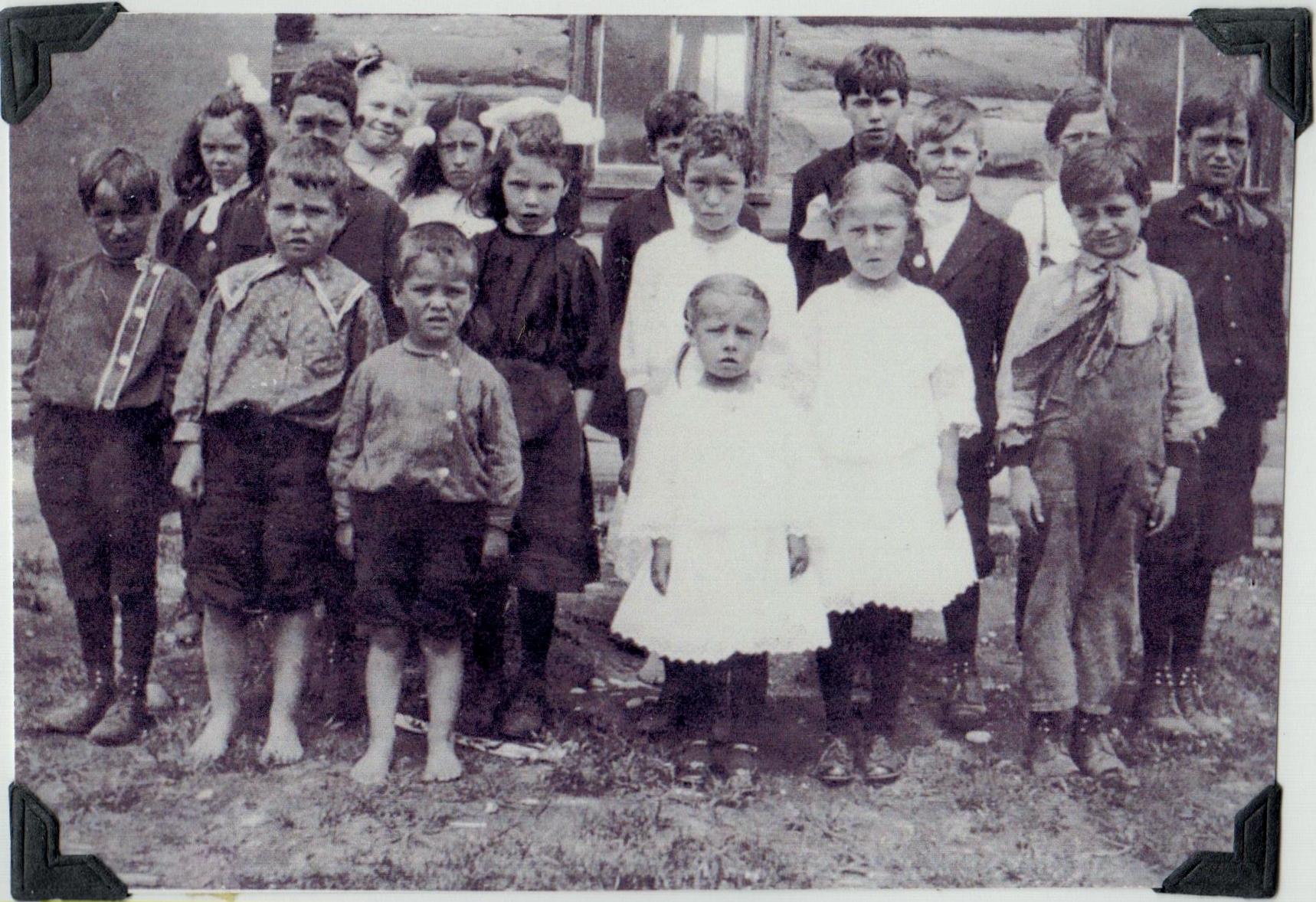 Malakwa School Students
