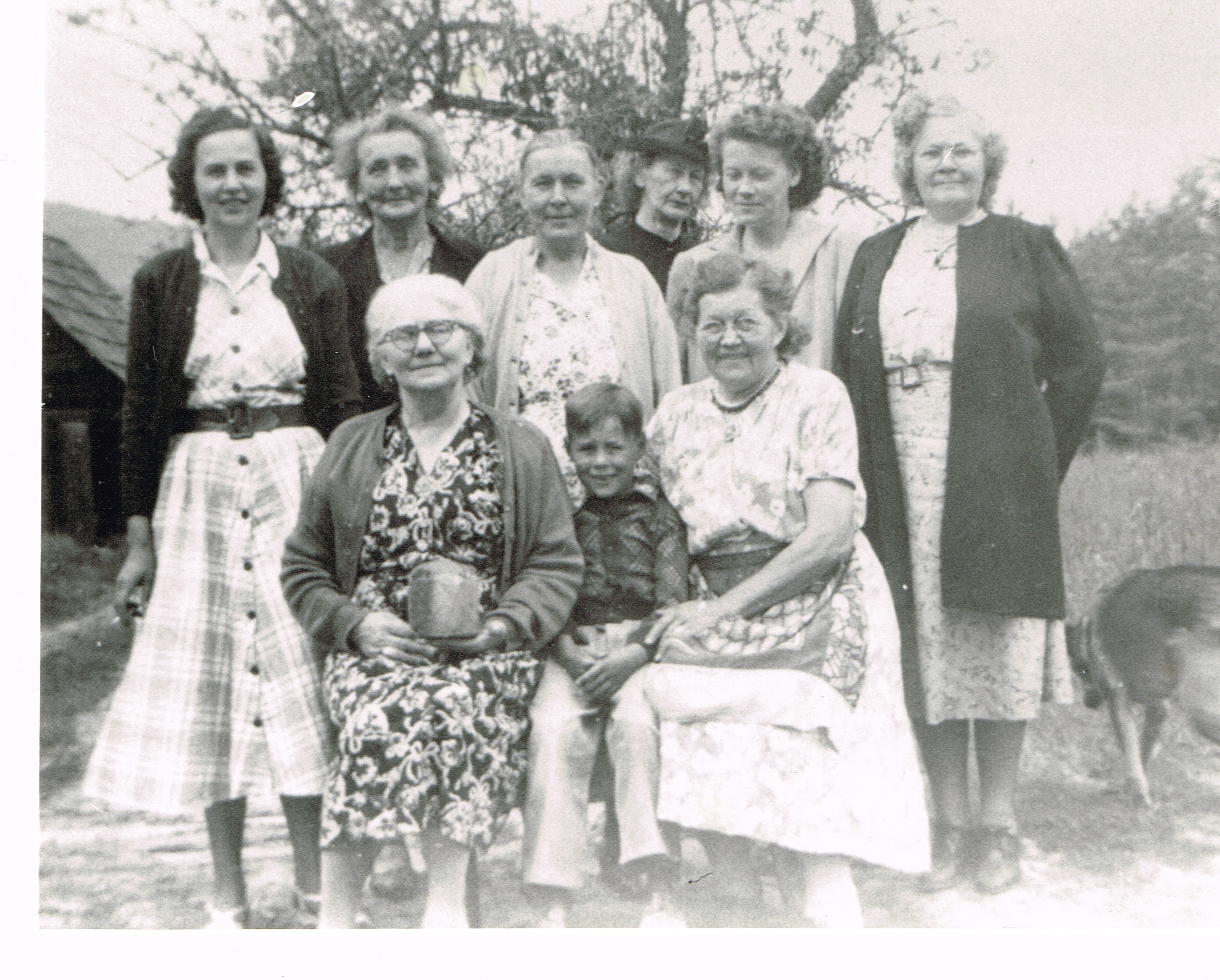 Malakwa Ladies at birthday gathering