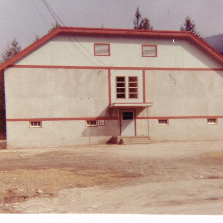 Malakwa School 1952