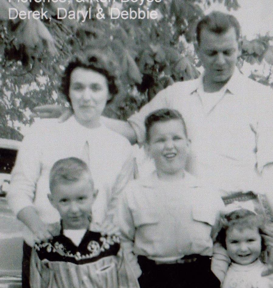 ken boyes family