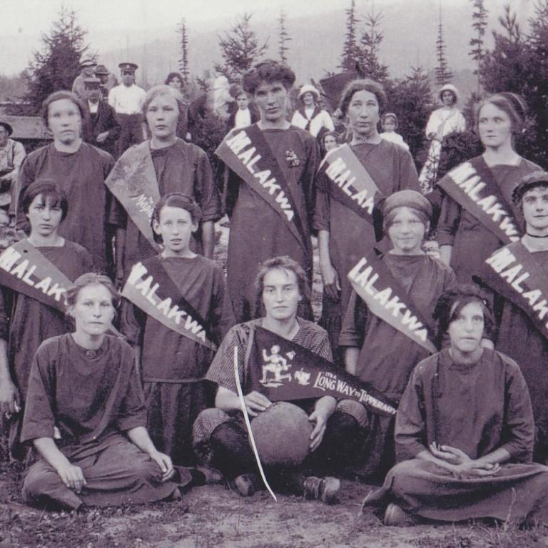 ladies football team